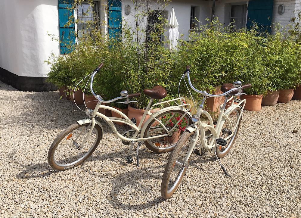 vélos baie de somme plage gîte marquenterre