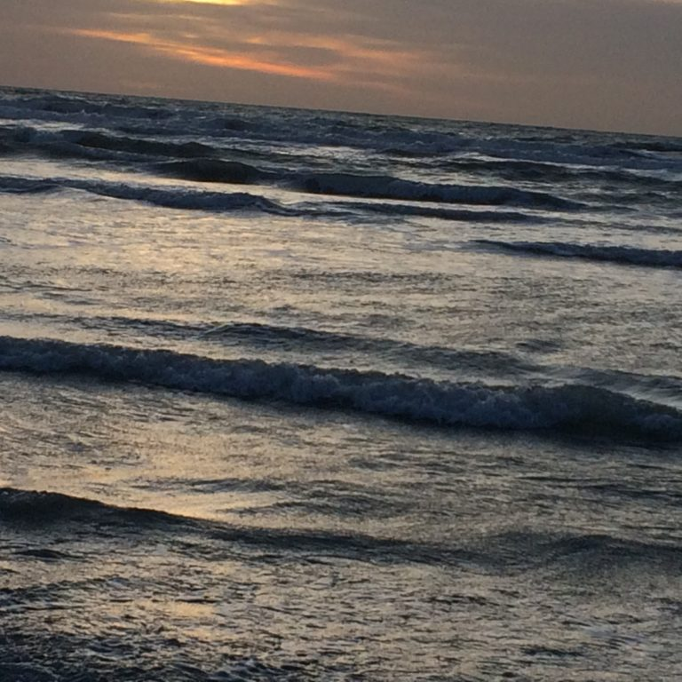mer vagues baie de somme plage gîte marquenterre