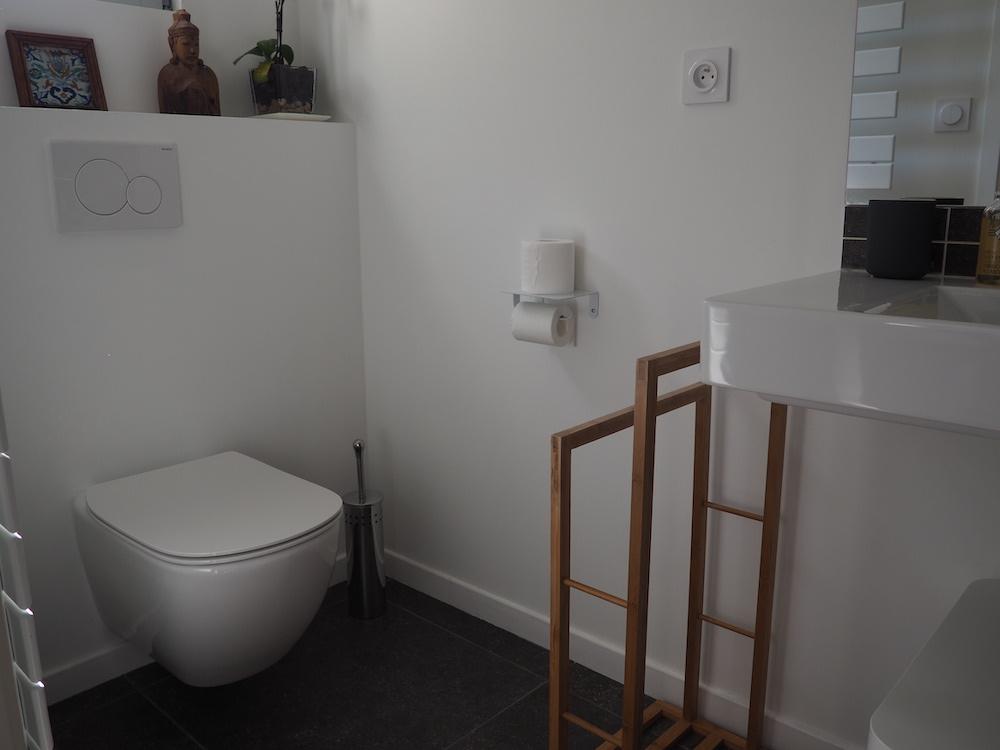 toilettes petite ledge baie de somme plage gîte marquenterre