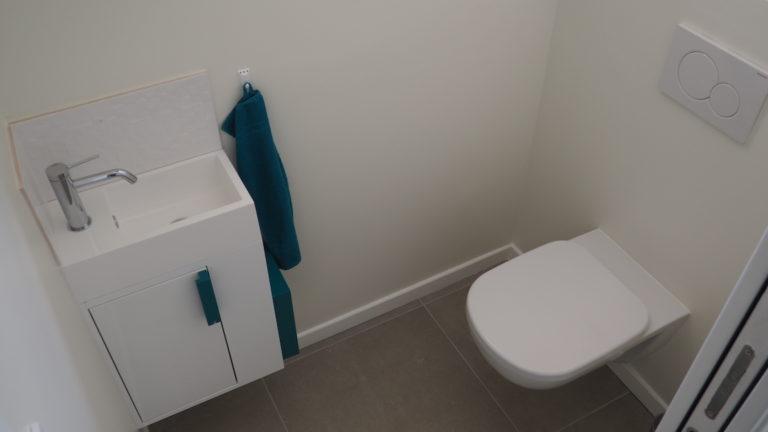 toilettes princesse ledge gîte baie de somme